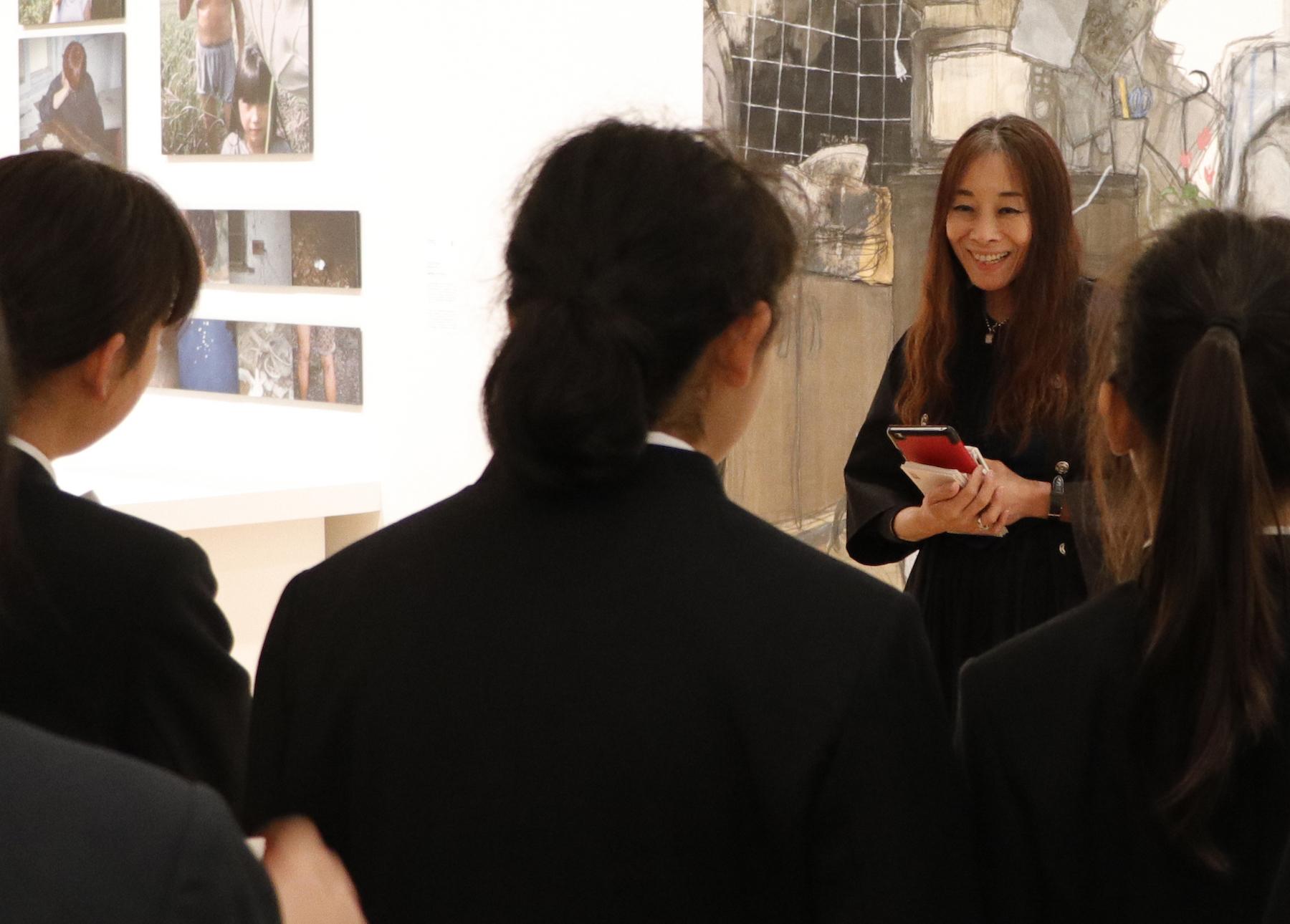 vol.3レクチャー「 Art educationの未来 -美術と社会をつなぐには-」2019.6.29開催
